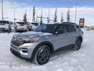 New 2021 Ford Explorer XLT for sale in Fort Saskatchewan, AB