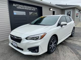 Used 2017 Subaru Impreza Sport for sale in Kingston, ON