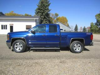 Used 2014 Chevrolet Silverado 1500 LT w/2LT for sale in Melfort, SK