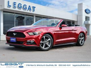 Used 2017 Ford Mustang V6 for sale in Stouffville, ON