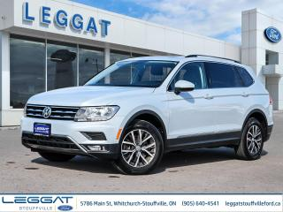 Used 2018 Volkswagen Tiguan COMFORTLINE for sale in Stouffville, ON
