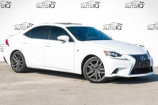 Used 2016 Lexus IS 350 for sale in Barrie, ON