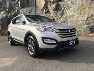 Used 2015 Hyundai Santa Fe Sport 2.4 Premium All-wheel drive! Heated seats and heated steering wheel! for sale in Sudbury, ON
