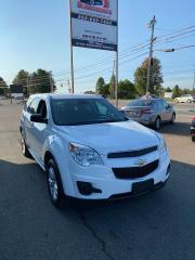 Used 2015 Chevrolet Equinox LS WOW Only 105 Bi- Weekly! for sale in Truro, NS