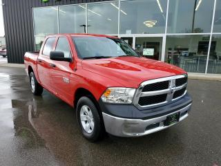 Used 2018 RAM 1500 ST 1 OWNER, Backup Camera, Keyless!!! for sale in Ingersoll, ON