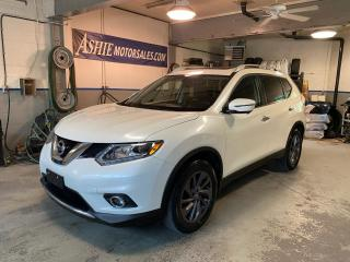 Used 2016 Nissan Rogue AWD 4dr SL for sale in Kingston, ON