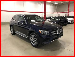 Used 2017 Mercedes-Benz GL-Class GLC300 4MATIC DISTRONIC PREMIUM PLUS SPORT LED for sale in Vaughan, ON