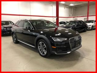 Used 2018 Audi A4 Allroad TECHNIK ***SOLD***ADVANCED DRIVER ASSIATANCE CLEAN CARFAX! for sale in Vaughan, ON
