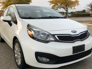 Used 2013 Kia Rio for sale in Waterloo, ON