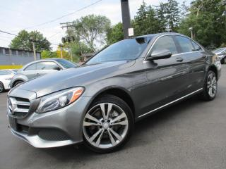 Used 2017 Mercedes-Benz C-Class C300 4MATIC|NAVIGATION|PANORAMA|53,000KMS ONLY !!! for sale in Burlington, ON