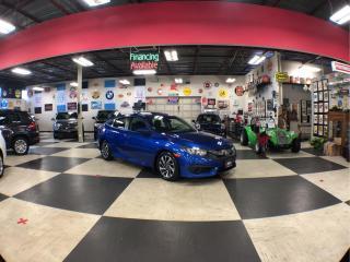 Used 2017 Honda Civic Sedan EX AUT0 A/C SUNROOF H/SEATS CAMERA 104K for sale in North York, ON