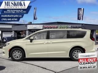 New 2020 Chrysler Pacifica Touring-L  - Navigation for sale in Bracebridge, ON