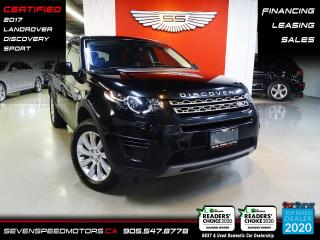 Used 2017 Land Rover Discovery Sport SE | CERTIFIED | NAVI | CERTIFIED | FINANCE | 9055478778 for sale in Oakville, ON