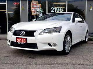 Used 2013 Lexus GS 350 4DR SDN AWD for sale in Bowmanville, ON