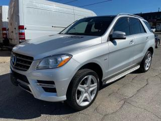 Used 2012 Mercedes-Benz M-Class ML 350 BlueTEC for sale in North York, ON