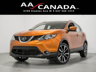 Used 2019 Nissan Qashqai SL for sale in North York, ON