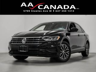 Used 2019 Volkswagen Jetta HIGHLINE for sale in North York, ON