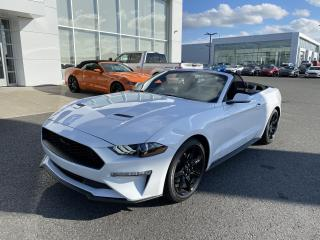 Used 2020 Ford Mustang Mustang Convertible for sale in Victoriaville, QC