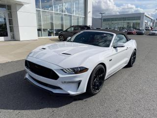 Used 2020 Ford Mustang GT 5 LITRES GROUPE 401A for sale in Victoriaville, QC