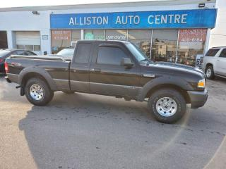 Used 2007 Ford Ranger FX4/Lvl II for sale in Alliston, ON