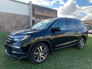 Used 2016 Honda Pilot TOURING  AWD NAVI PANO ROOF REAR VIEW CAMERA for sale in North York, ON