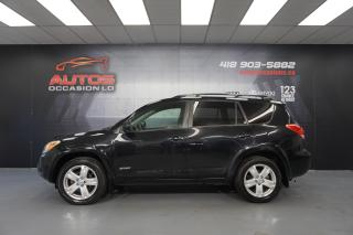 Used 2006 Toyota RAV4 SPORT V6 4WD AUTO FULL ÉQUIPÉ MAGS 235 290 KM !! for sale in Lévis, QC