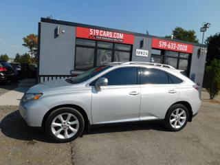 Used 2010 Lexus RX 350 Leather | Nav | Sunroof | Backup Camera for sale in St. Thomas, ON
