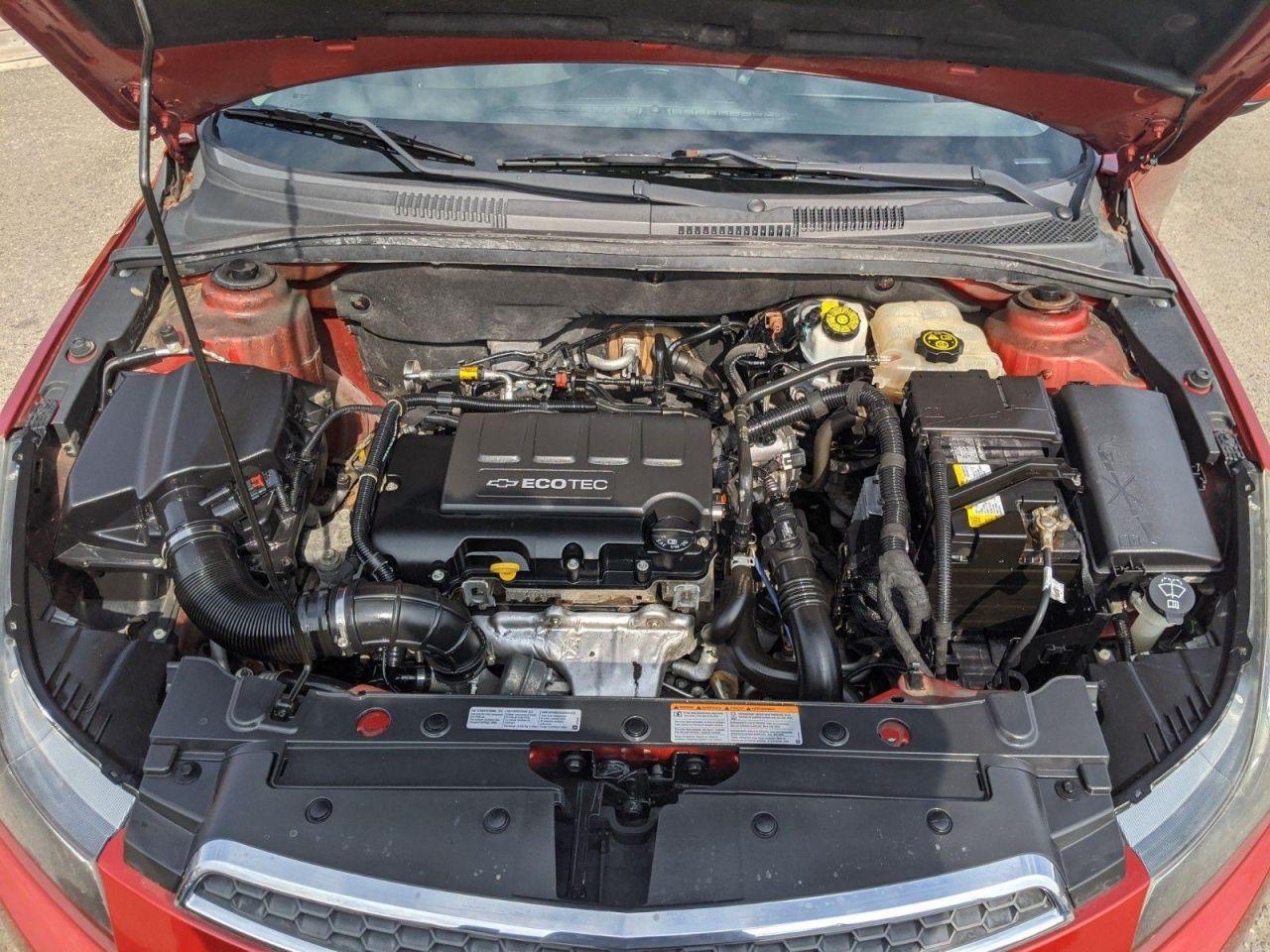 2012 Chevrolet Cruze