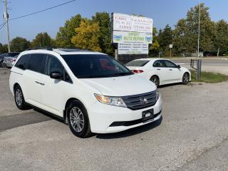 Used 2011 Honda Odyssey EX-L for sale in Komoka, ON