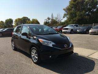 Used 2014 Nissan Versa Note SL. REAR CAMERA -EXTRA WINTER TIRES- VERY LOW KM for sale in London, ON