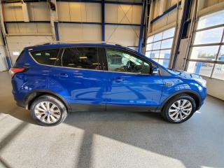 Used 2017 Ford Escape Titanium for sale in Moose Jaw, SK