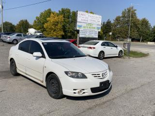 Used 2006 Mazda MAZDA3 GT for sale in Komoka, ON