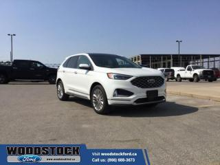 Used 2020 Ford Edge Titanium for sale in Woodstock, ON
