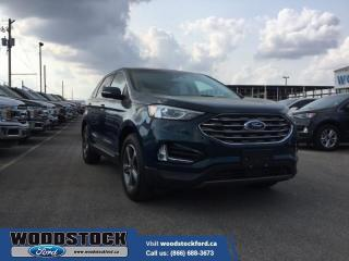 Used 2020 Ford Edge SEL for sale in Woodstock, ON
