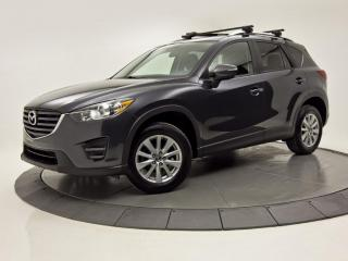 Used 2016 Mazda CX-5 FWD GX AUTOMATIQUE BLUETOOTH CRUISE for sale in Brossard, QC