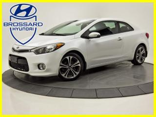 Used 2015 Kia Forte Koup EX Man  Mags sieges chauffants for sale in Brossard, QC