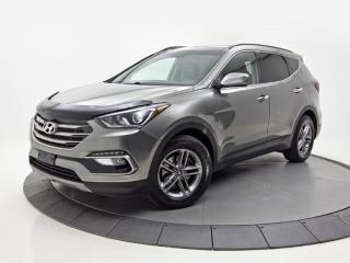 Used 2017 Hyundai Santa Fe Sport AWD  2.4L SE CUIR TOIT OUVRANT MAGS for sale in Brossard, QC