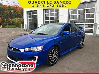 Used 2016 Mitsubishi Lancer GTS *AILERON* EN CUIR* for sale in Donnacona, QC