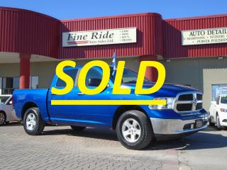 Used 2015 RAM 1500 SLT **SOLD** for sale in West Saint Paul, MB