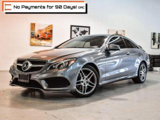Used 2017 Mercedes-Benz E400 4MATIC E400 | AMG | Coupe | 360°| Pano | Navi | Bl Sp+++ for sale in Pickering, ON