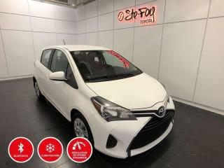 Used 2016 Toyota Yaris HATCHBACK - LE for sale in Québec, QC