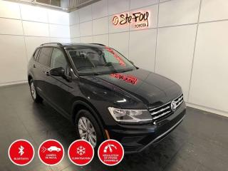 Used 2019 Volkswagen Tiguan TRENDLINE - CAMÉRA DE RECUL for sale in Québec, QC