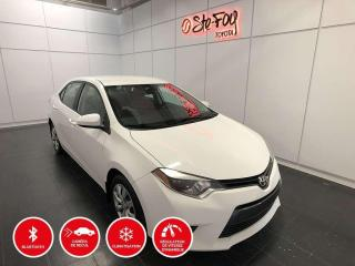 Used 2015 Toyota Corolla LE - SIÈGES CHAUFFANT for sale in Québec, QC