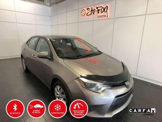 Used 2016 Toyota Corolla LE - SIÈGES CHAUFFANT for sale in Québec, QC