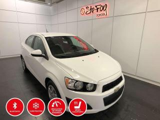 Used 2013 Chevrolet Sonic LT - SIÈGES CHAUFANTS for sale in Québec, QC