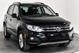 Used 2016 Volkswagen Tiguan SPECIAL EDITION 4MOTION A/C MAGS TOIT PA for sale in St-Hubert, QC