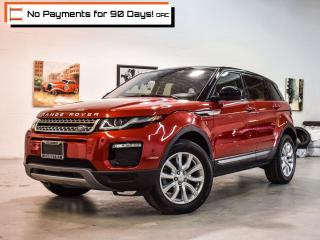 Used 2018 Land Rover Range Rover Evoque SE | Smartphone Int! Nav | SRoof | HSea | KL Entry for sale in Pickering, ON
