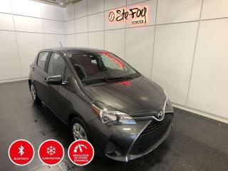 Used 2017 Toyota Yaris LE - MANUELLE - BLUETOOTH for sale in Québec, QC