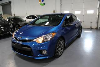 Used 2014 Kia Forte Koup SX for sale in North York, ON