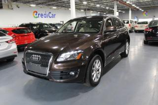 Used 2012 Audi Q5 2.0L Premium Plus for sale in North York, ON